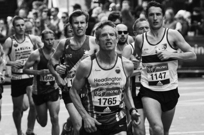 maraton som hobby